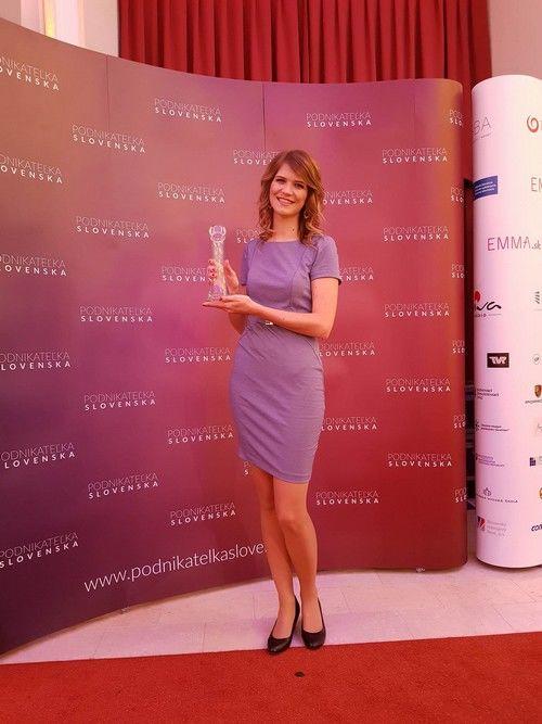 Female Entrepreneur of Slovakia 2017