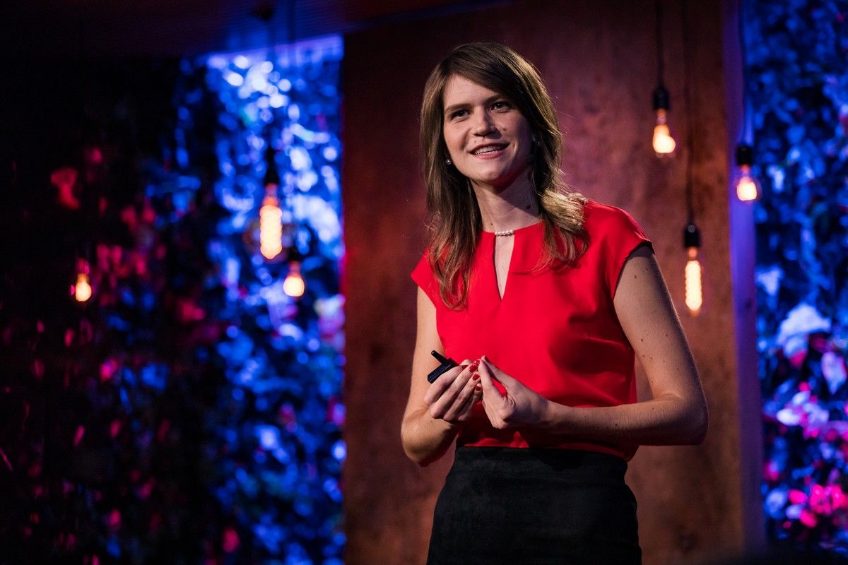 TED Lydia Machova