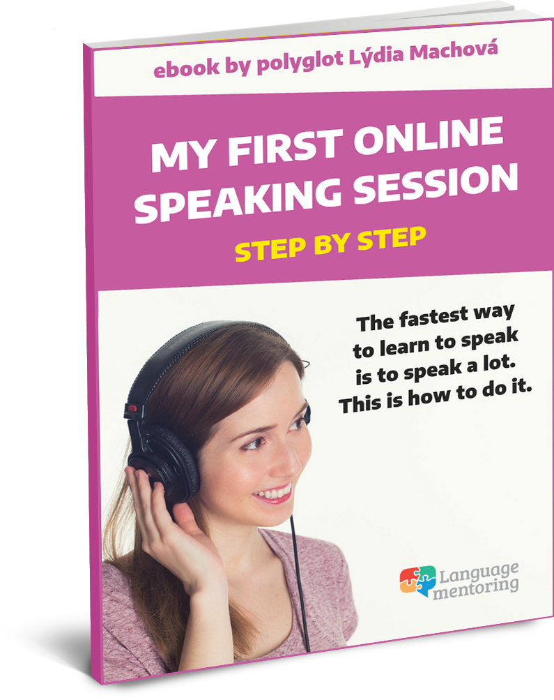 My First Online Speaking Session Ebook