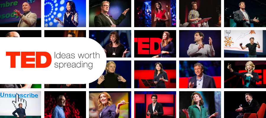 How to make the most out of the TED website cover image