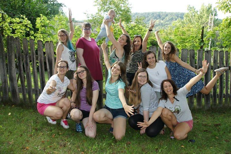 Language Mentoring team-building 2020
